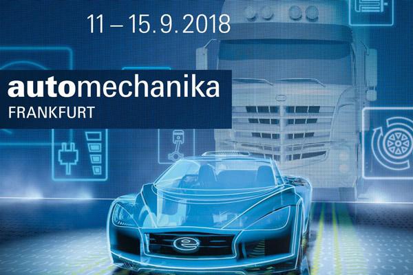 نمایشگاه Automechnika فرانکفورت-آلمان ۱۵٫۰۹٫۲۰۱۸ -۱۱٫۰۹٫۲۰۱۸