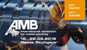 نمایشگاه AMB Stuttgart – کمپانی Demmeler آلمان ۱۸ تا ۲۲ سپتامبر ۲۰۱۸