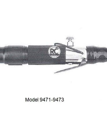 پیچ گوشتی مستقیم بادی مدل ۹۴۷۳ Rodcraft انگلستان