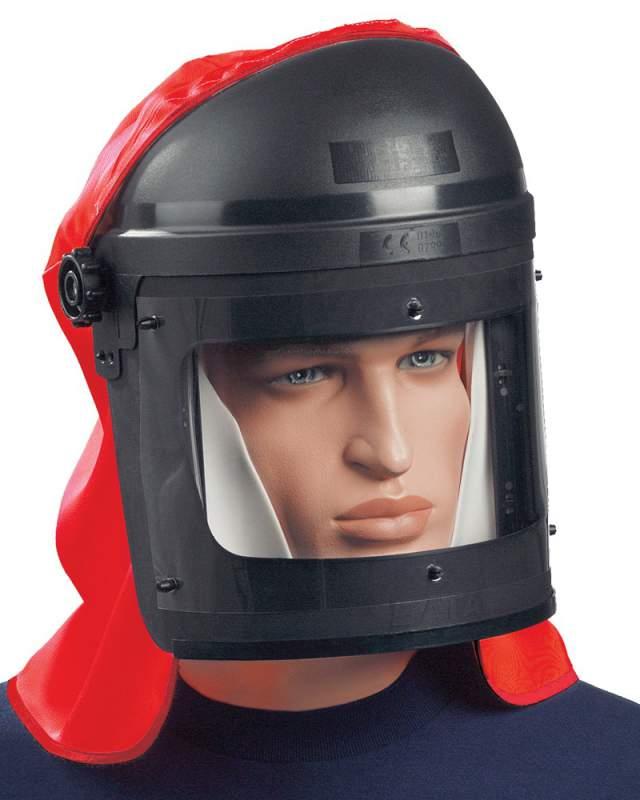 ماسک ایمنی رنگ با تجهیزات کامل شامل کمربند و فیلتر Vision 2000
