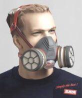 ماسک ایمنی فیلتردار SATA Medi light